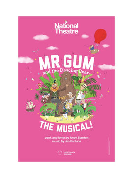 Mr Gum and the Dancing Bear - The Musical!