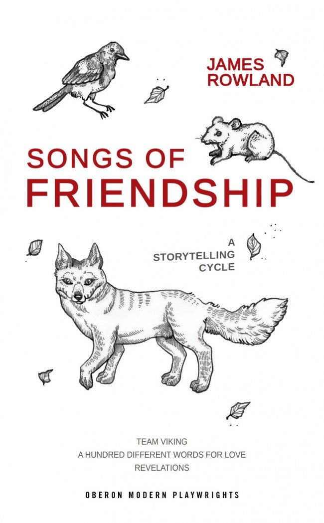 Songs of Friendship - A Storytelling Cycle