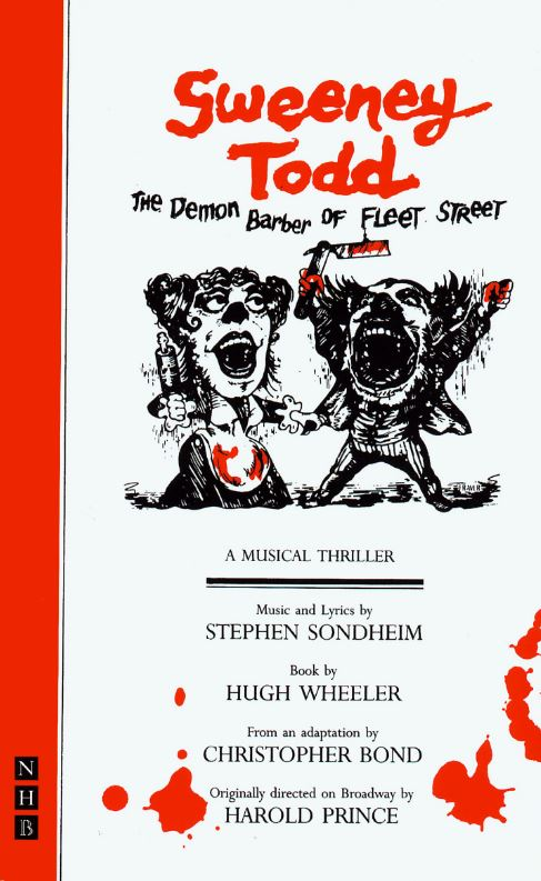 Sweeney Todd Playtext