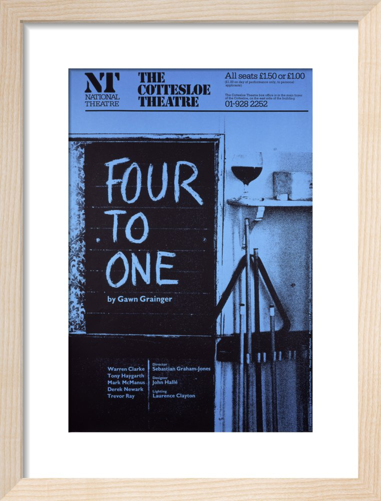 Four to One Custom Print
