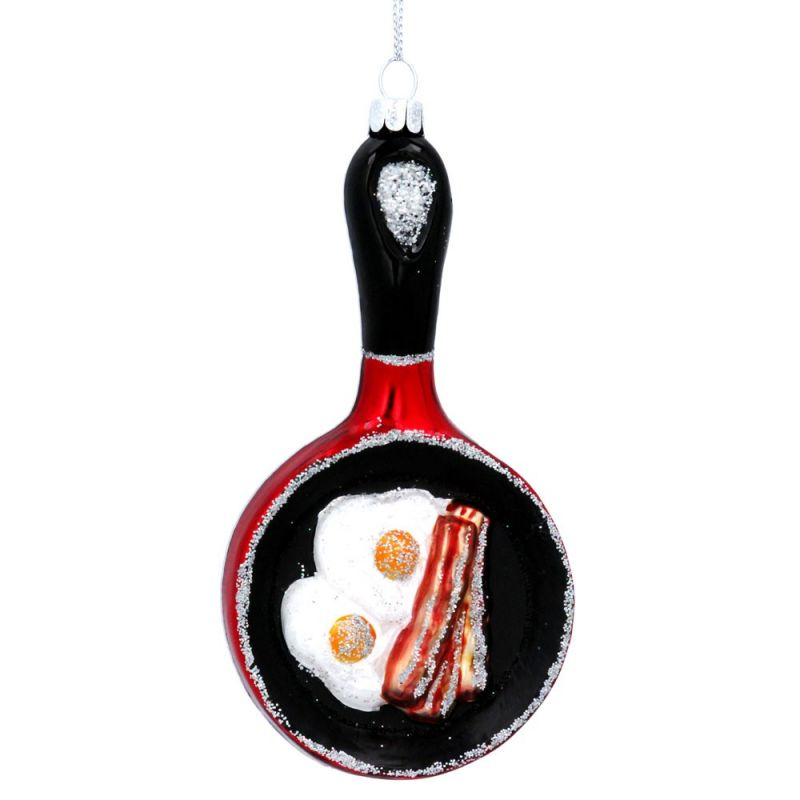Frying Pan Bauble