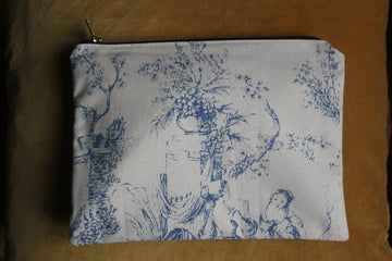 Toile Costume Bag
