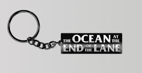 Ocean at the End of the Lane Keyring