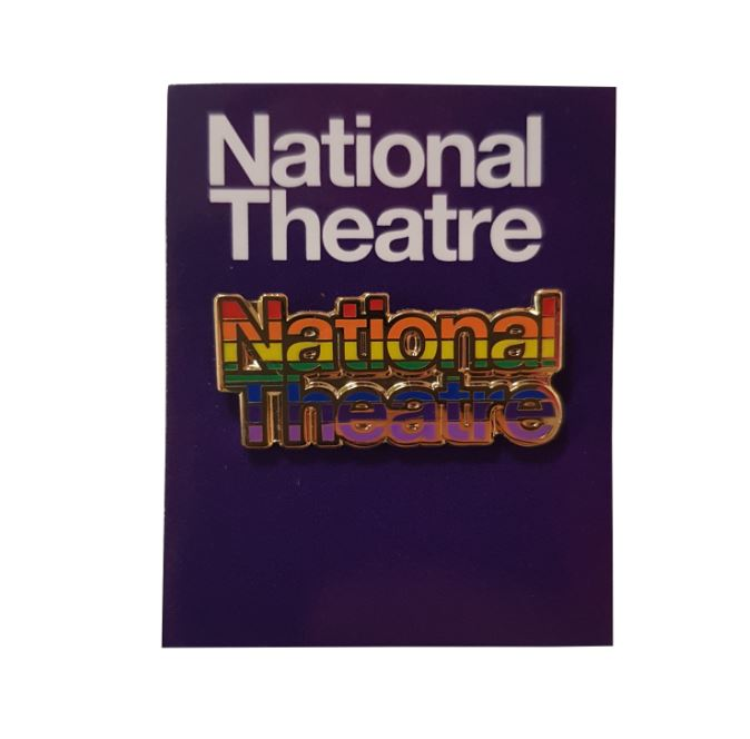 National Theatre Pride Badge
