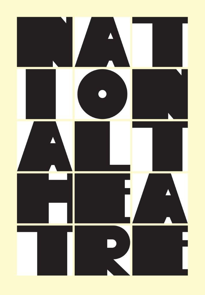 NT at 50 - Paula Scher Limited Edition Silk Screen Print