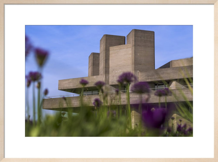 National Theatre Custom Print