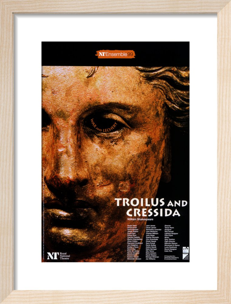Troilus and Cressida Custom Print