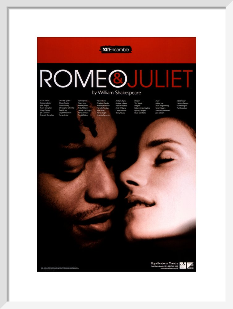 Romeo and Juliet Print