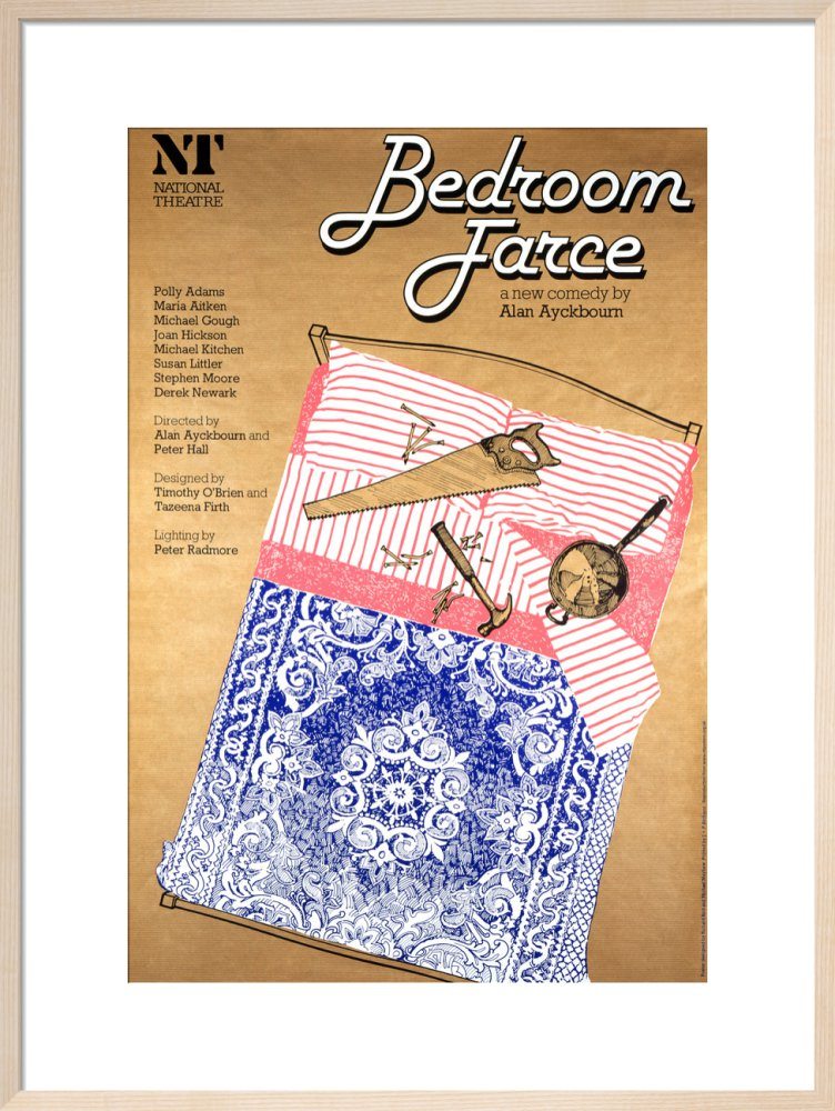 Bedroom Farce Custom Print