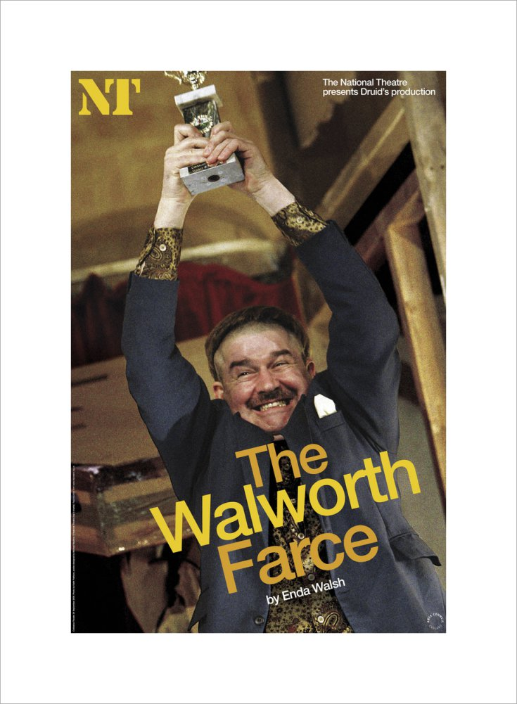 The Walworth Farce Print