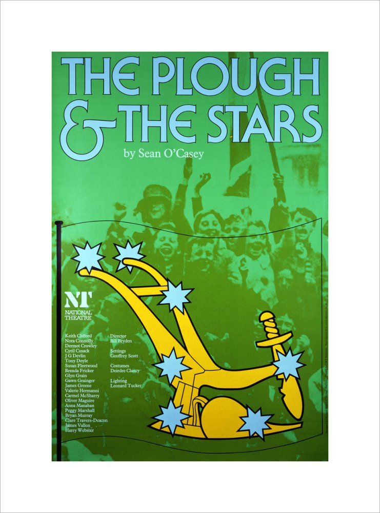 The Plough and the Stars Custom Print
