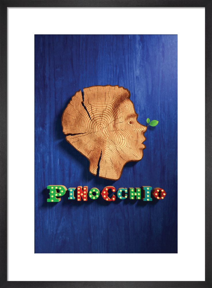 Pinocchio Poster for Disney