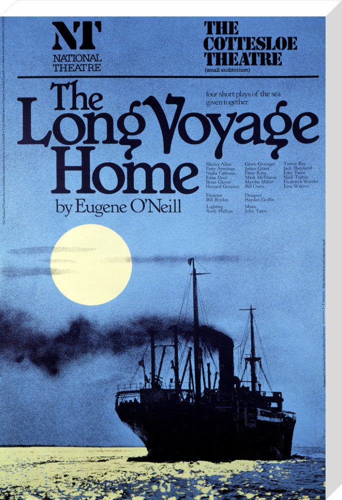 The Long Voyage Home Custom Print