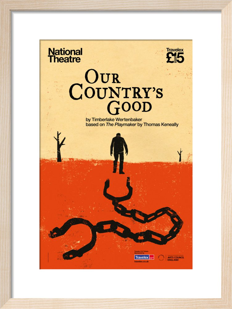Our Country's Good Print