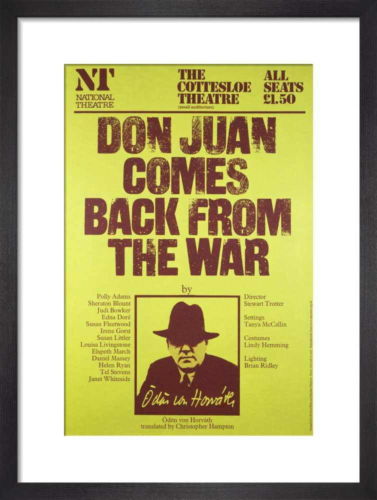 Don Juan Comes Back from the War