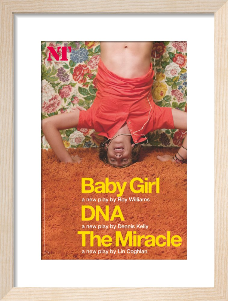 Baby Girl; DNA; The Miracle Print