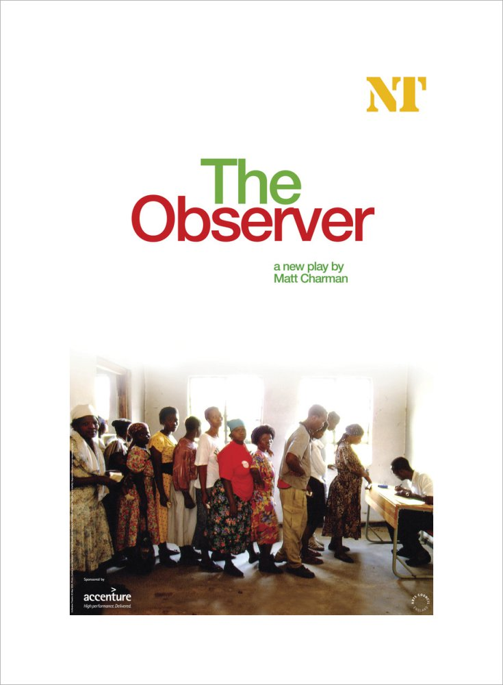 The Observer Print