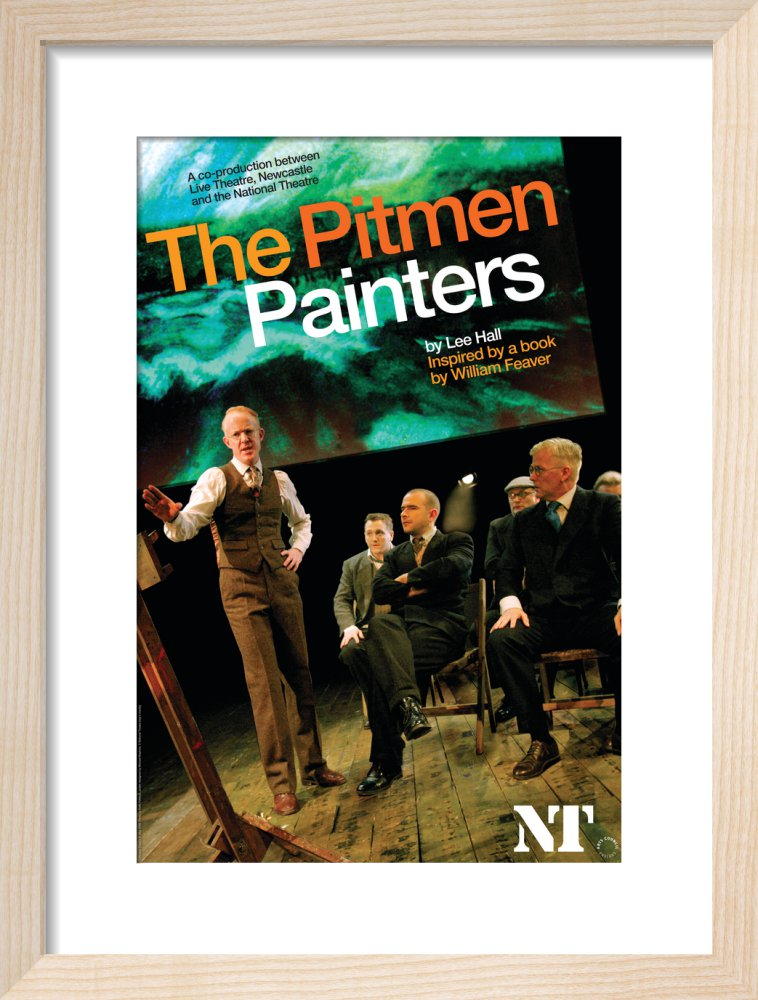 The Pitmen Painters Print