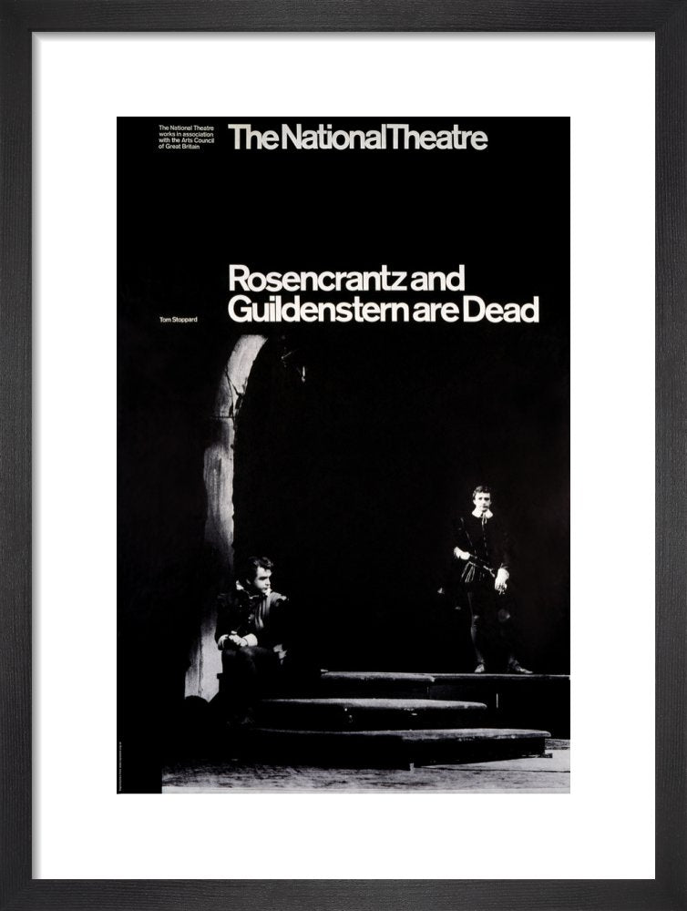 Rosencrantz and Guildenstern are Dead Custom Print