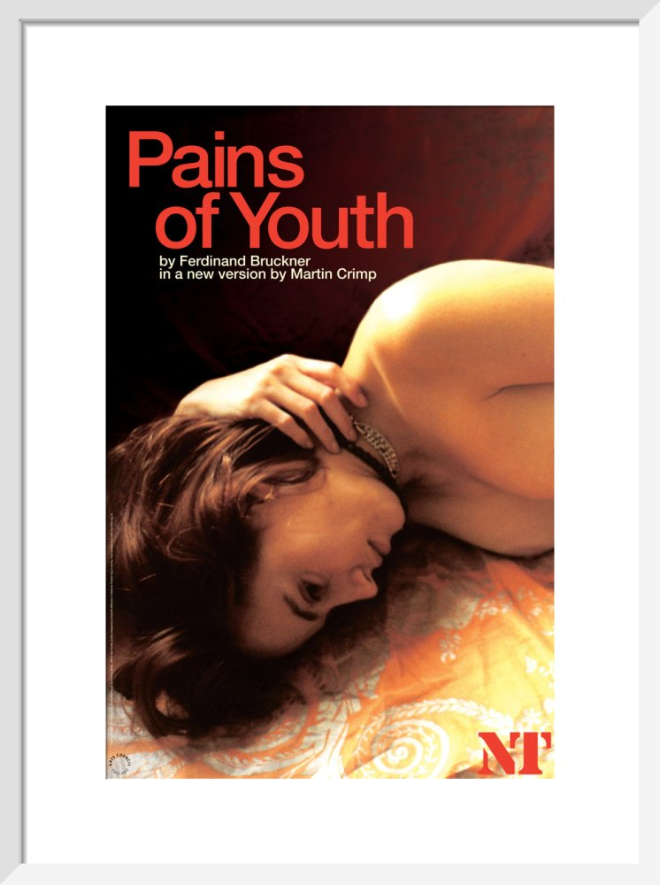Pains of Youth Print