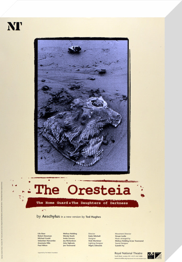 The Oresteia Custom Print