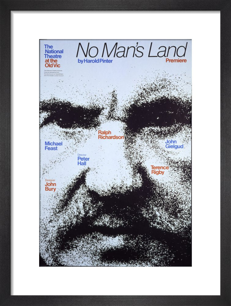 No Man's Land Custom Print