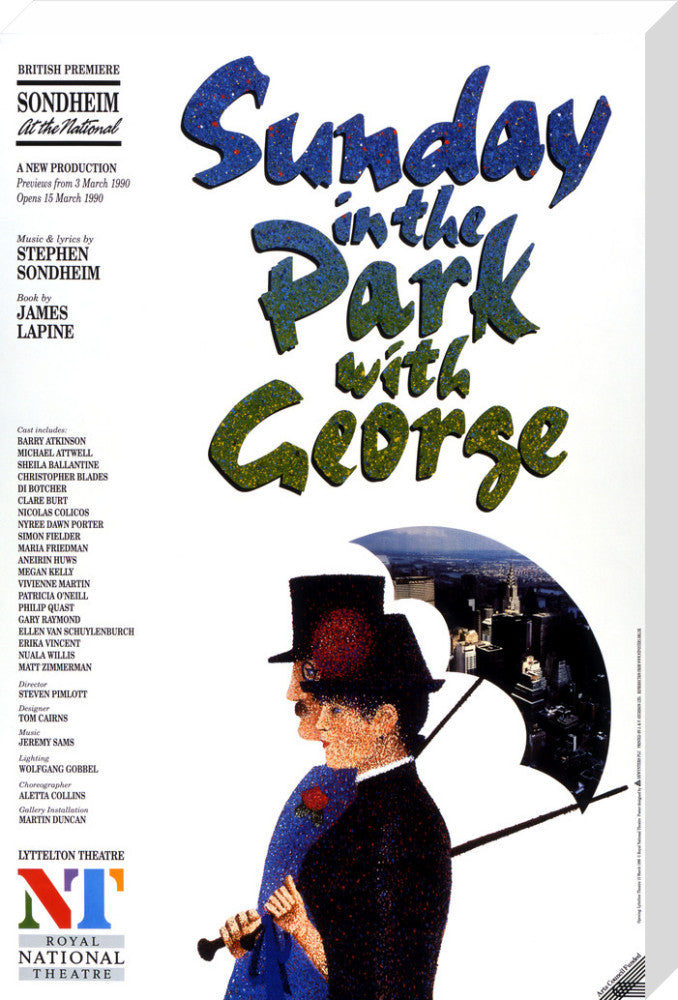 Sunday in the Park with George Print