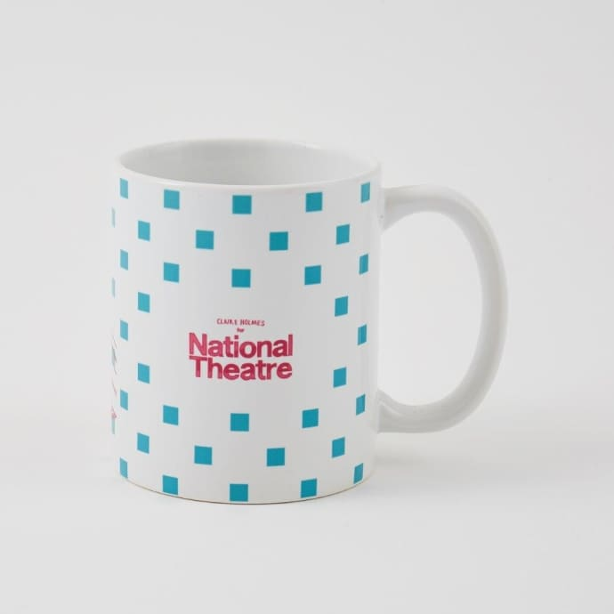 National Theatre x Claire Holmes Mug