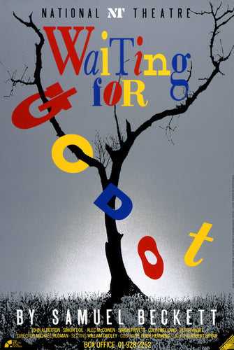 Waiting for Godot Print