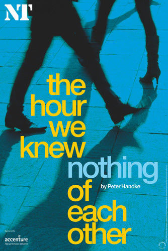The Hour We Knew Nothing of Each Other Print