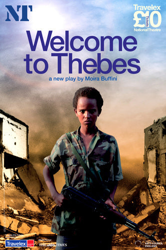 Welcome to Thebes Print