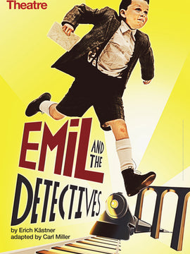 Emil and the Detectives Print