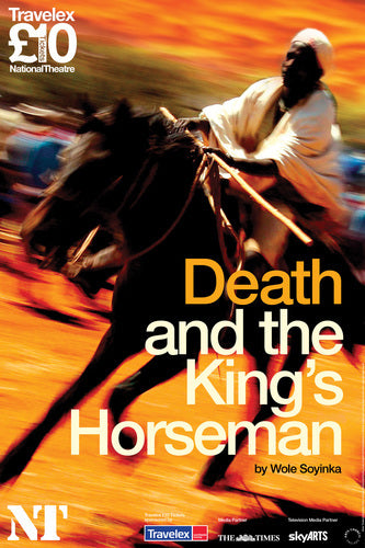 Death and the King's Horseman Print