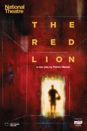 The Red Lion Print