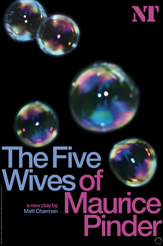 The Five Wives of Maurice Pinder Print