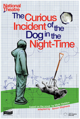 The Curious Incident of the Dog in the Night-Time Print