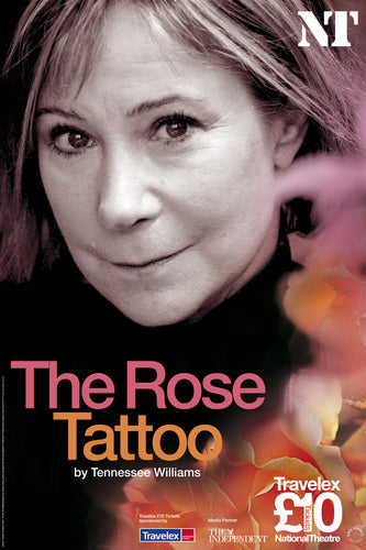 The Rose Tattoo Print