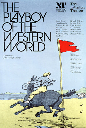 Playboy of the Western World Print