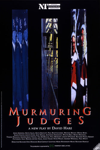 Murmuring Judges Custom Print
