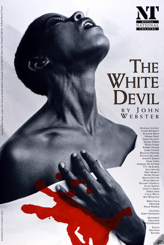 The White Devil Custom Print
