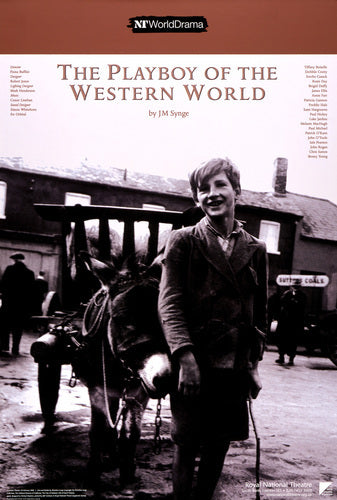 The Playboy of the Western World Custom Print