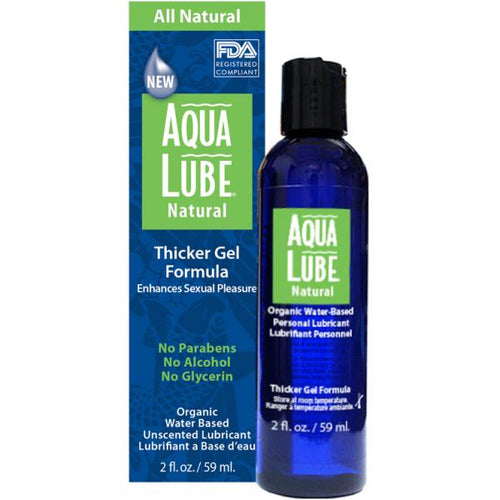 Aqua Lube Natural Gel