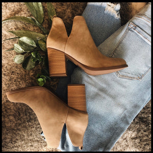 Let's Talk Fall Ankle Booties