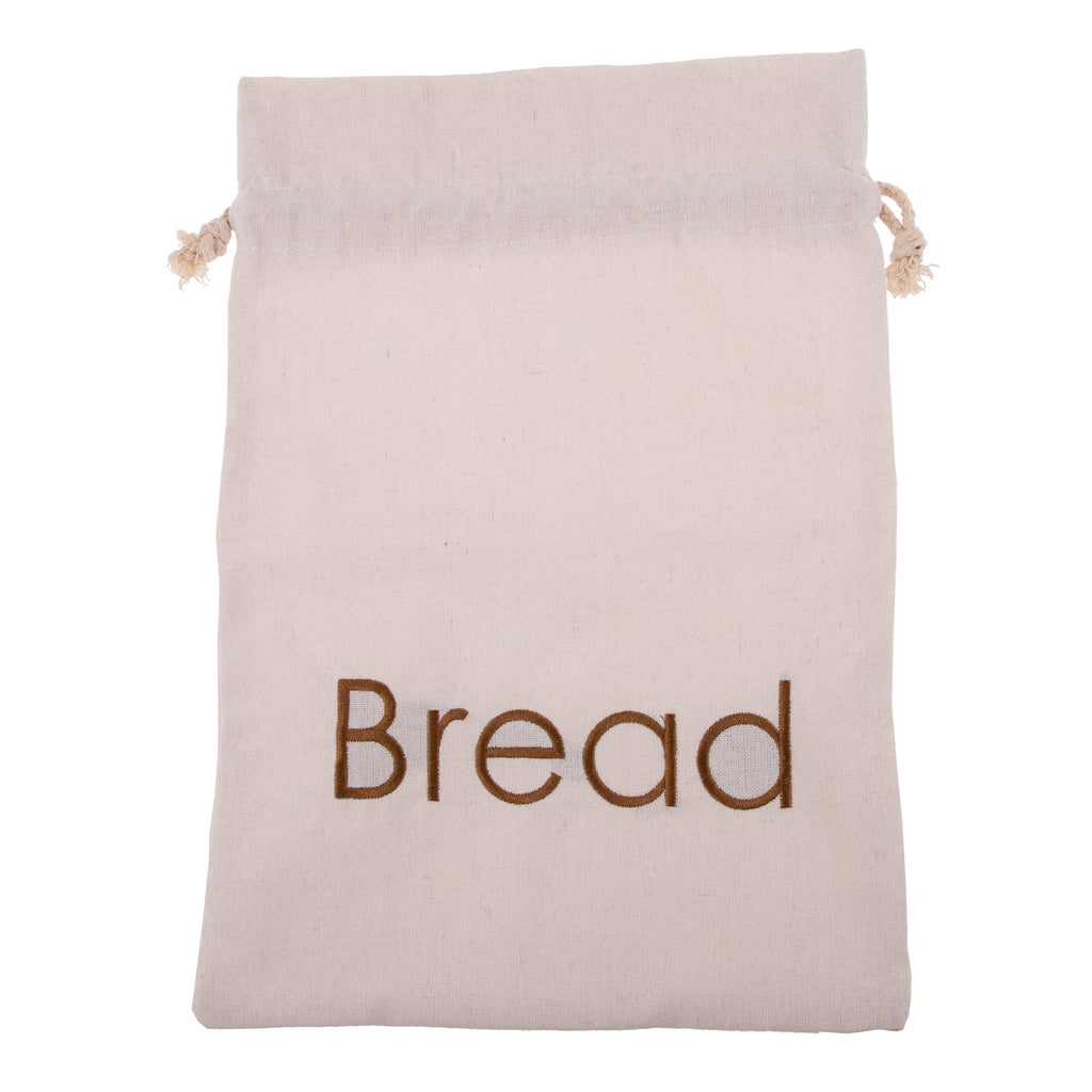 Appetito embroided bread bag 27.5 x 39cm