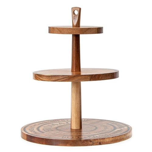 Fromage Serving Stand - 3 Tier