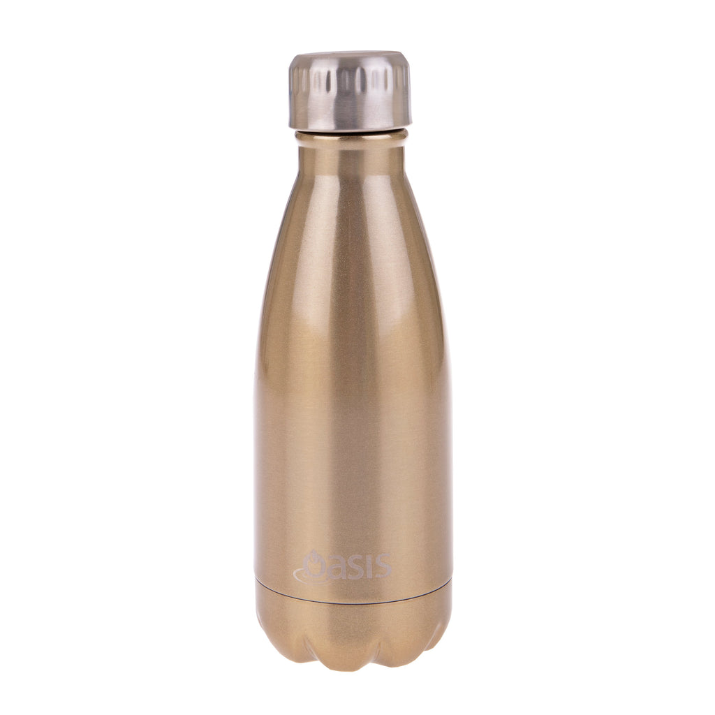 Oasis 350ml stainless steel insulated drink bottle