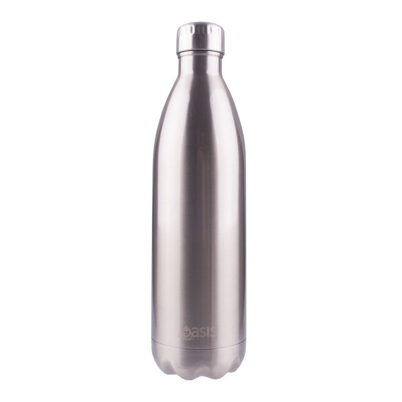 Oasis 1l stainless steel insulated drink bottle