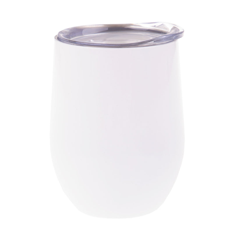 Oasis 330ml stainless steel insulated wine tumbler
