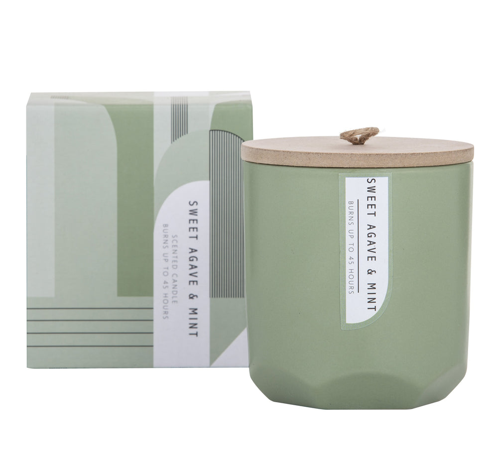 Sweet Agave & Mint Fragrance