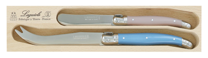 Andre Verdier Debutant Cheese Knife Set 2pce